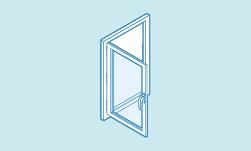 Option Ouverture des fenêtres