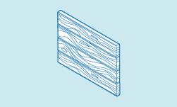 Option murs en bois