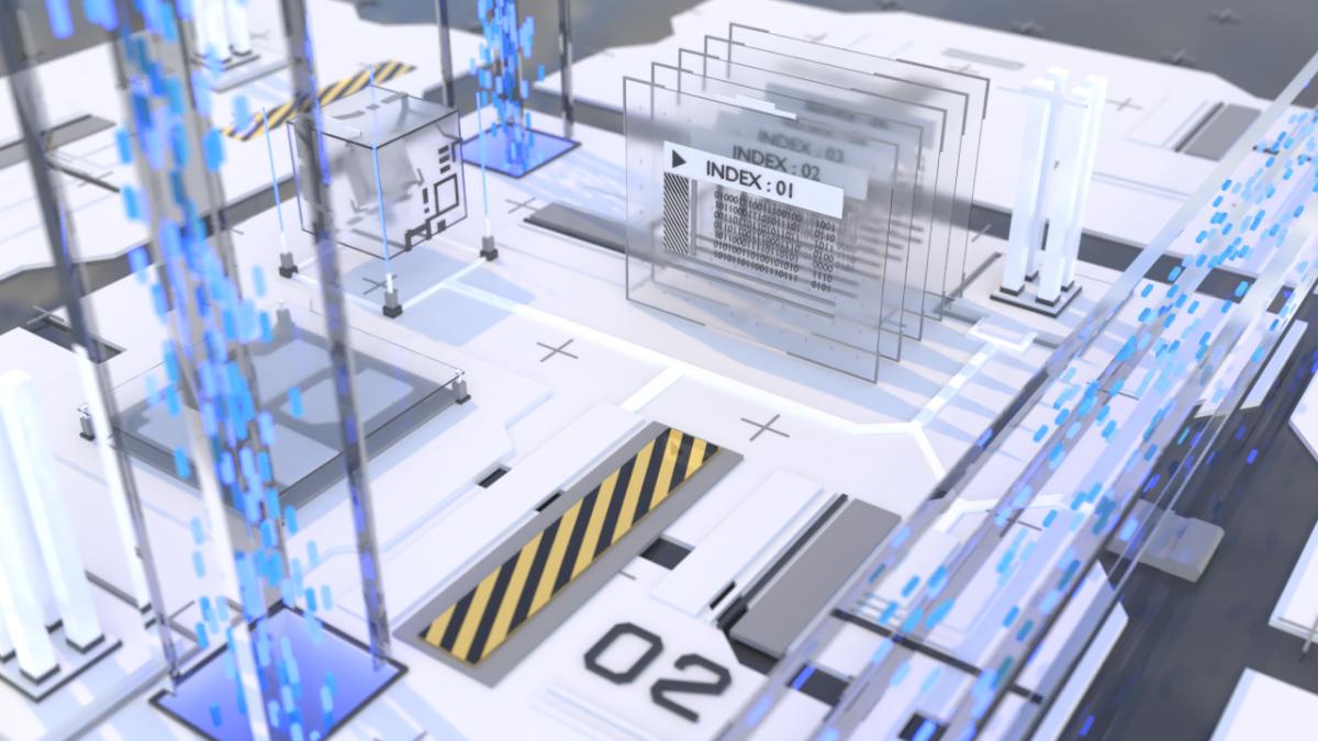 Illustration 3D – «Nouvelles Perspectives»